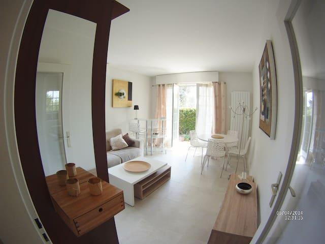 Appartement cosy à 6 km de Paris - Sceaux