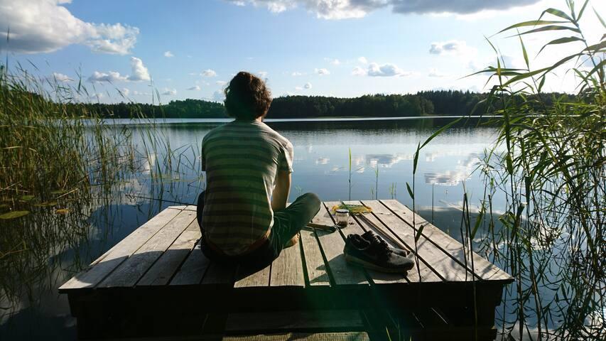 Ferienwohnung Felix Templin - Metzelthin am Radweg