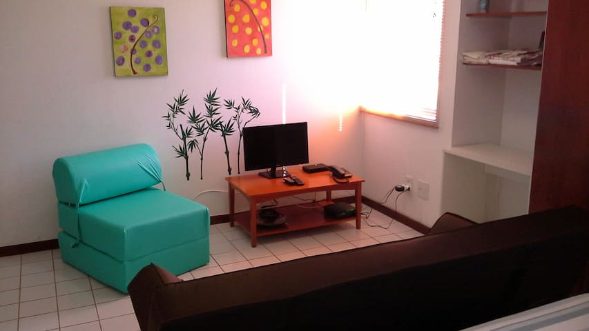 Nice Studio for rental in Brasilia - Brasilia - Lägenhet