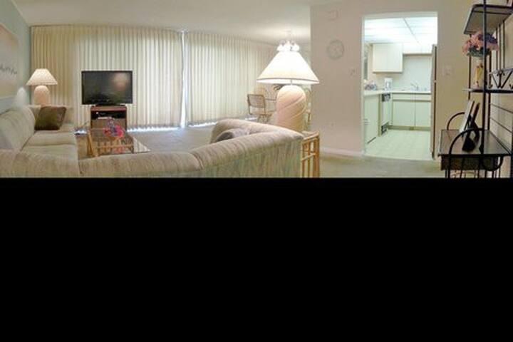 Thunder Island 16A - Ocean City - Condomínio