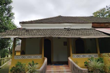 Mai's House - Traditional Goan Home