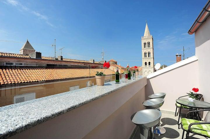 Top Center Zadar Terrace