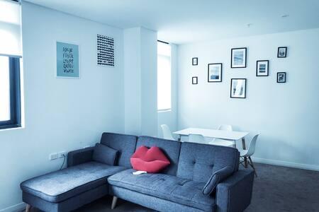 Waterside Luxury Cosy New Apartment*