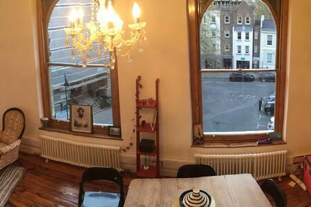 Trendy & cosy loft in Farringdon - London - Apartment