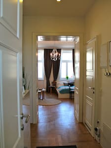 Feeling home in the heart of Vienna - Vienna - Apartment