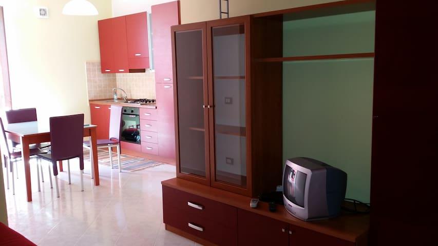 Appartamento ideale per vacanze - Paceco - Huoneisto