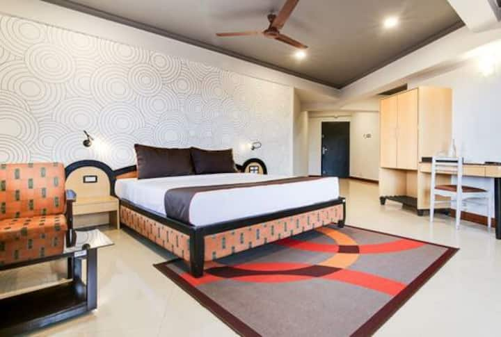 AC Business Class Hotel Room, Margao, Goa