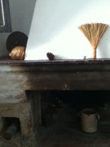 Une place dans le pays des aphorism - Bocchigliero - Huis