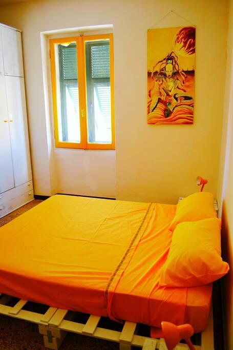stanza gialla