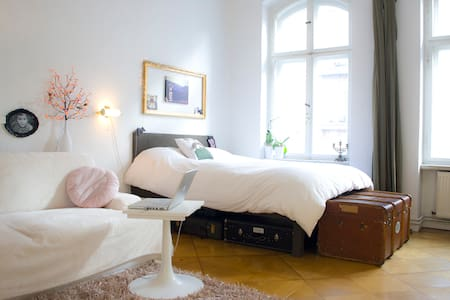 Central Large Cosy Apt in Berlin - Berlin - Apartment