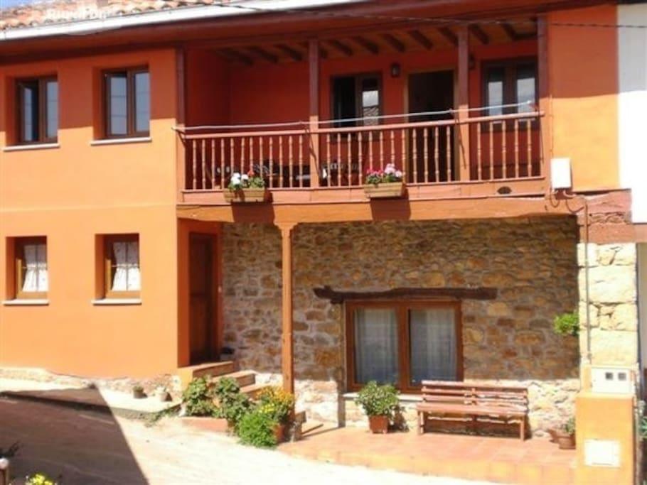 Casa rural asturias casas en alquiler en arenas de beloncio principado de asturias espa a - Casa de asturias madrid ...