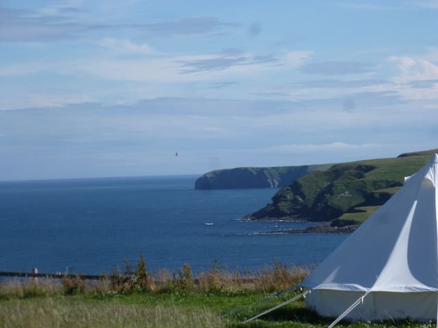 Wheems Bell Tent - Orkney - Tent