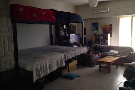 Dorm room with wi-fi in safe area