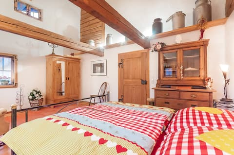 5* Zimmer im romantischem Rottaler Bauernhaus