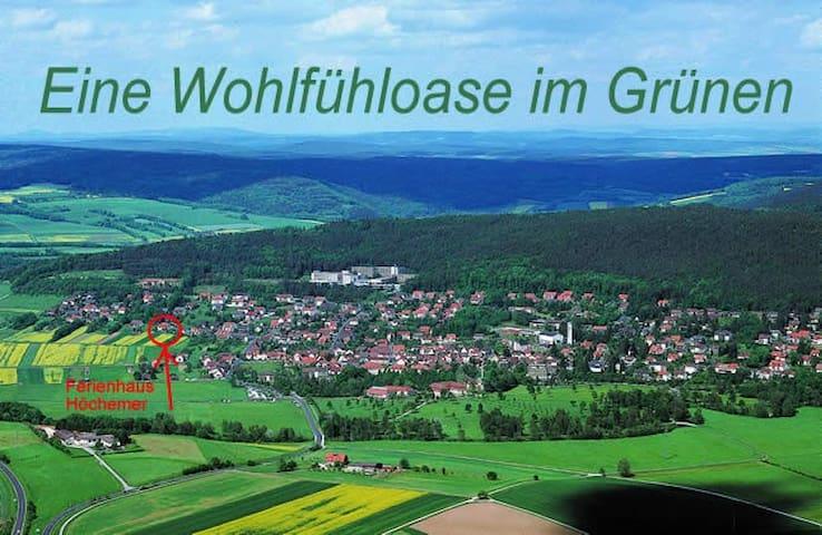 Wohlfühlpension Höchemer  - Bad Bocklet - Flat