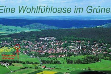 Wohlfühlpension Höchemer  - Bad Bocklet