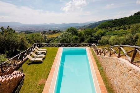 Luxury Home, Private Pool, 5***** - Lucca