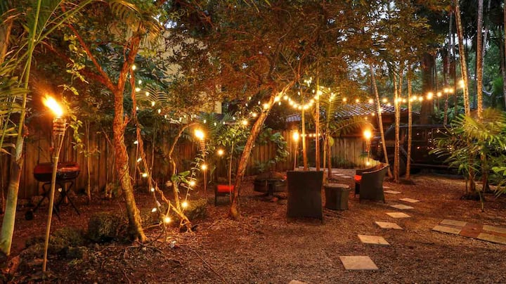 Hidden Gem in Coconut Groove Miami
