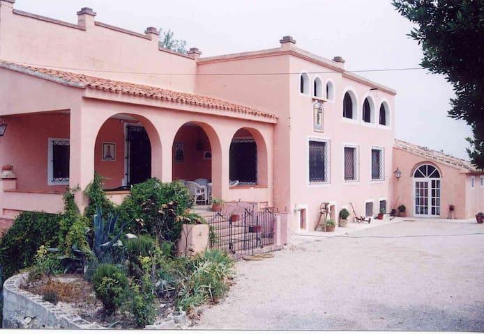 Casa rural S. Joaquín I 12 plazas - Agres - Casa