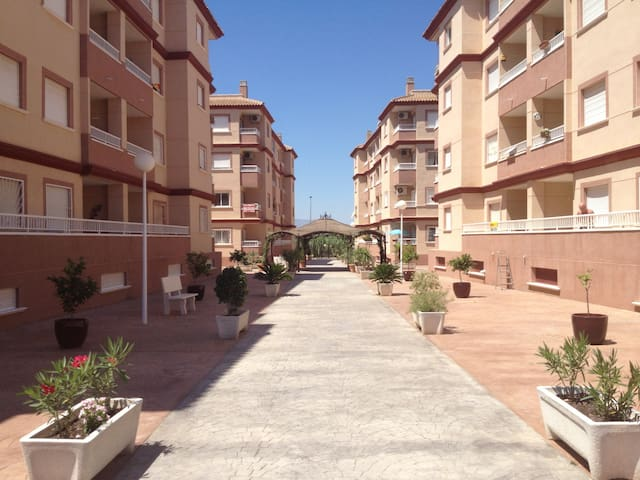 Modern Apartment in Algorfa