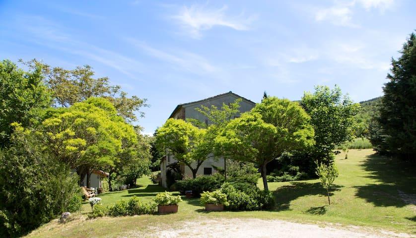 Casa di Nonna Nuccia - Fabriano - Rumah