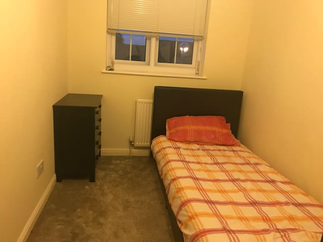 Home away from Home; Private Single Room