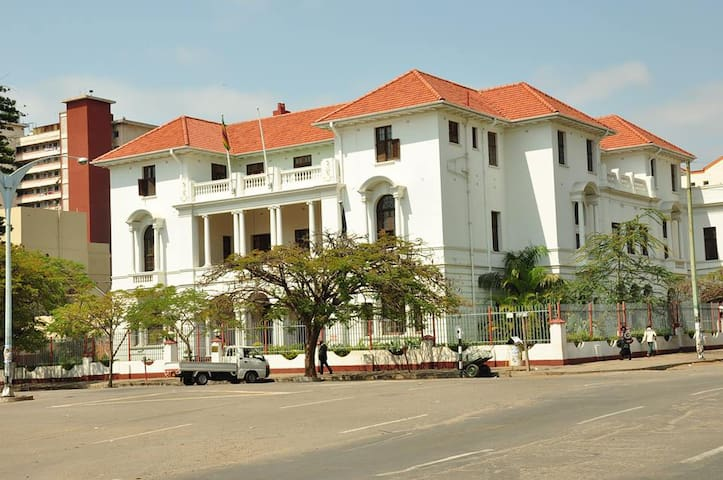 The Bulawayo Club