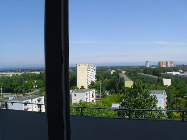 Rooms in Gdansk - sea view - Gdańsk - Wohnung