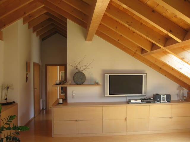 Ferienwohnung Hittisau - Hittisau - Apartamento