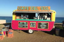 Cafe Del Sol Food Truck Safety Beach