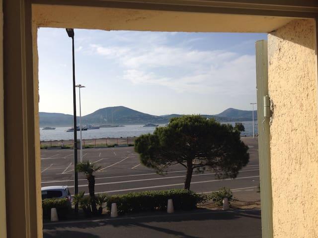 APARTMENT WITH SEAVIEW - Saint-Tropez - Lägenhet