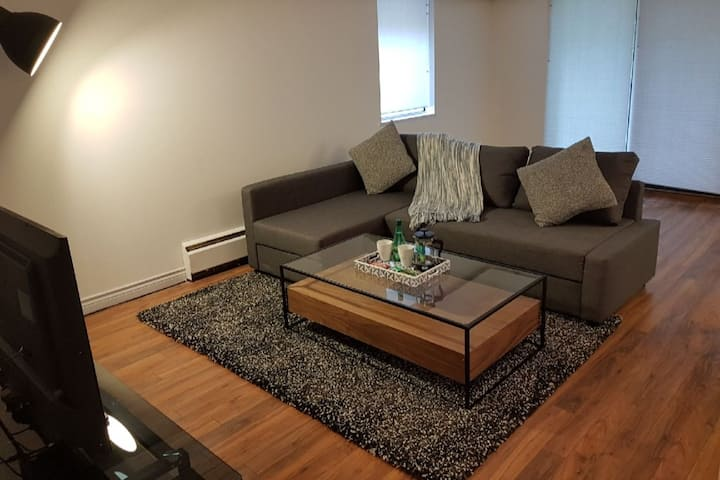 Downtown Vancouver Central & Stylish 1 Bedroom