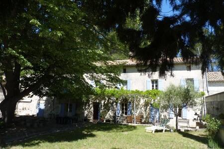 Mas - Les Baux-de-Provence
