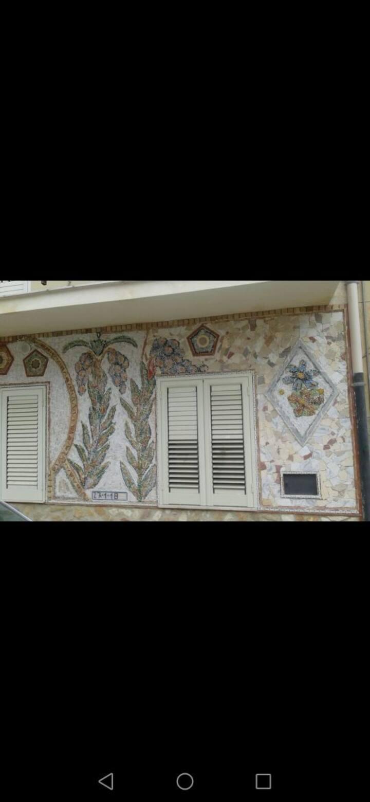La casetta del mosaico