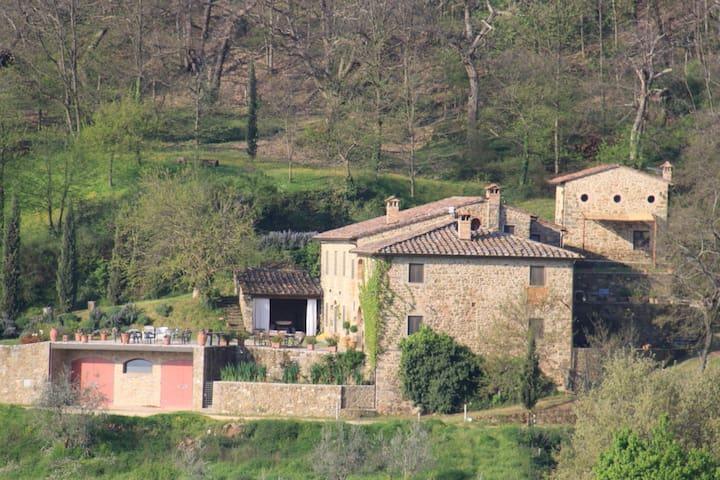 Calme et charme au coeur du Chianti - Figline Valdarno - Casa