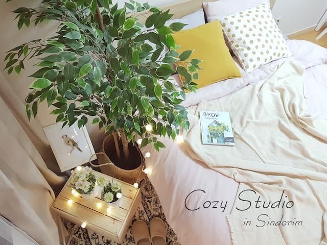 [#5] Cozy Studio in Sindorim ★★★
