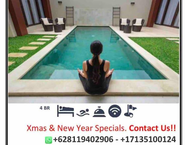 La Première Villa Dasha  Luxury Villa @ Sentul