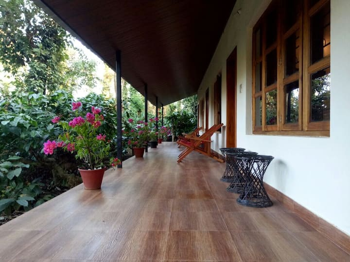 Deluxe Cottage - Home Stay in Chikmagalur.