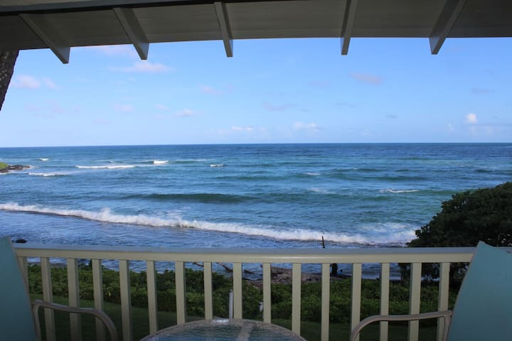 Oceanfront, Pool, Full Kitchen, KING, Wifi, K-5