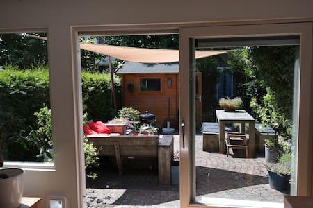 Cosy familyhouse near Amsterdam - Muiderberg - Rumah