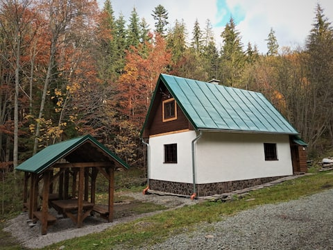 Cottage Bachláč nad Jarabou