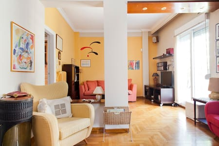 Penthouse located in central Athens - Ateena - Huoneisto