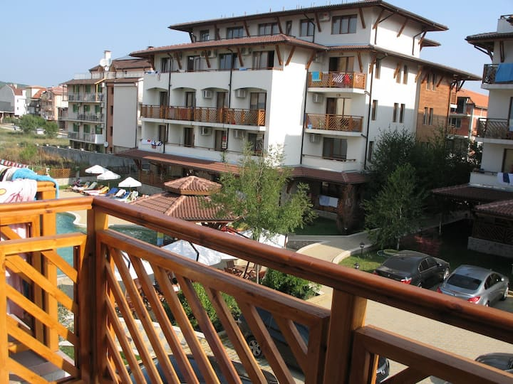 Holiday resort apartament
