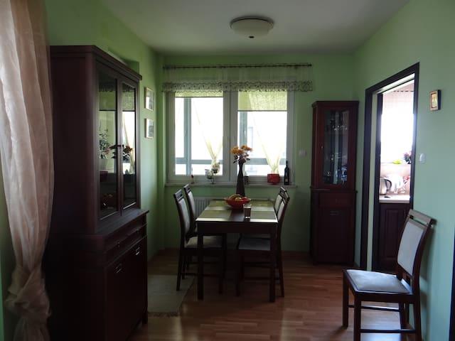 Apartament in Warsaw Bemowo