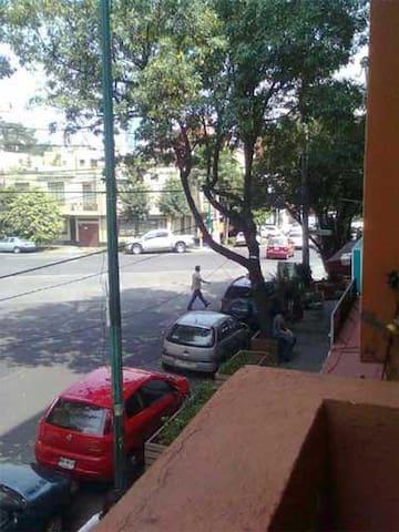 Comfortable apartment in La Condesa