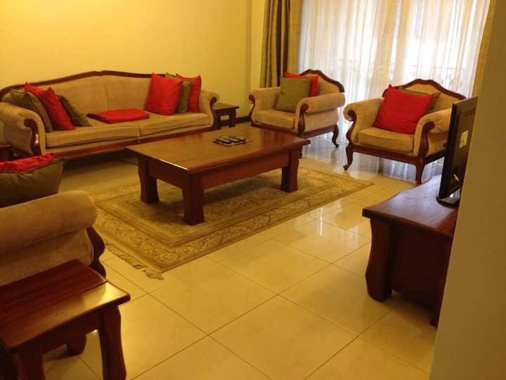 3 Bedroom Unfurnished Apmt for Rent