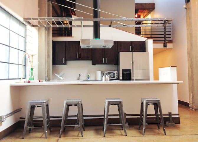 Gorgeous Mission Loft Apt! - San Francisco - Hus