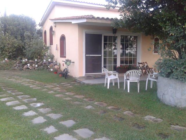 VILLA ROUBINI - Evia - House