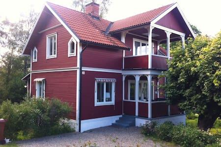 Villa Gustavsberg anno 1904 - Rönninge - Haus