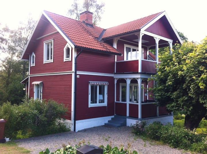 Villa Gustavsberg anno 1904
